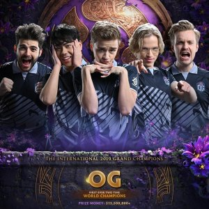 OG — чемпион The International 2019